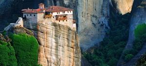 Monastery Rousanou, Meteora