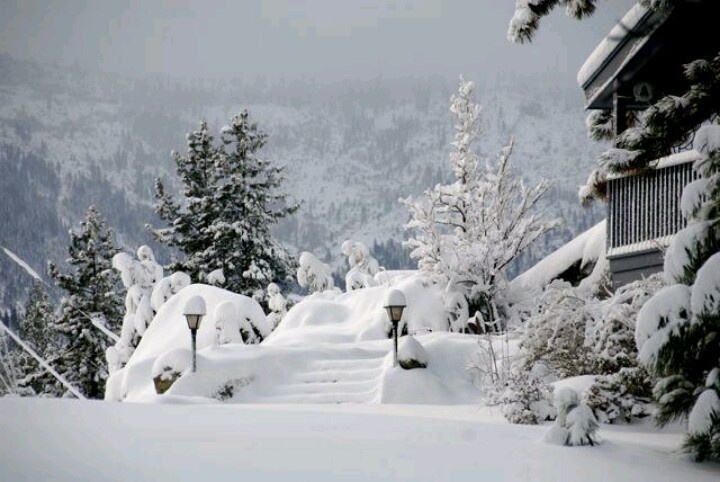 Mount Pilio,xania...beautiful Greek snow