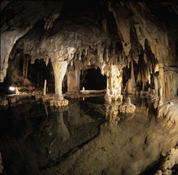 Perama Cave of Ioannina