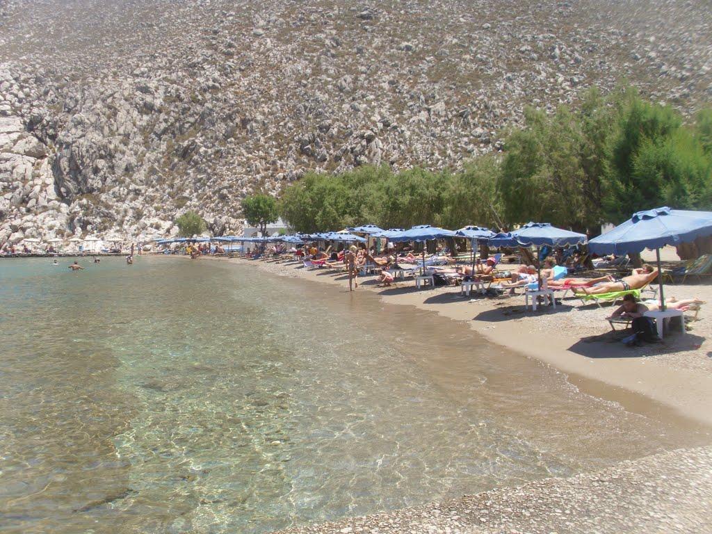 Simi_Agios Nikolaos beach