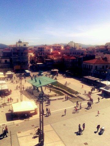 Tripoli (Petrinou square)