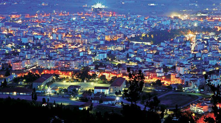 Tripoli at night