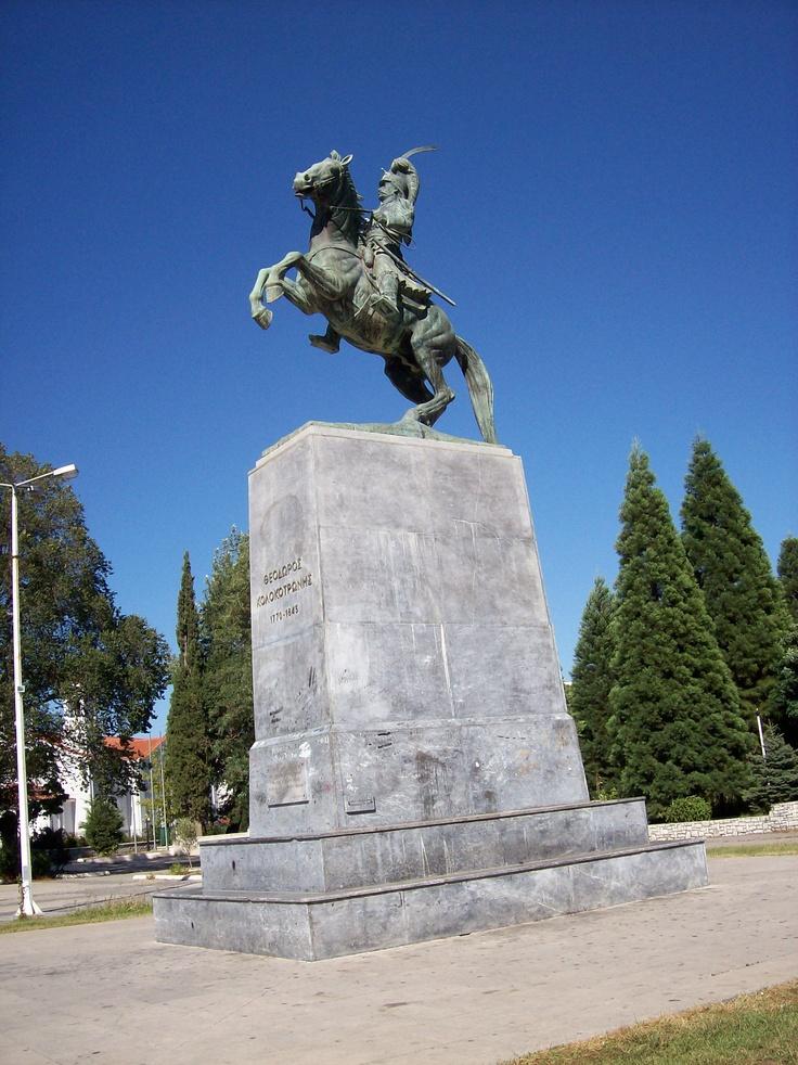 Tripoli (kolokotronis statue)
