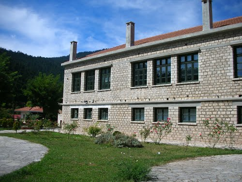 korysxades National Resistance Museum