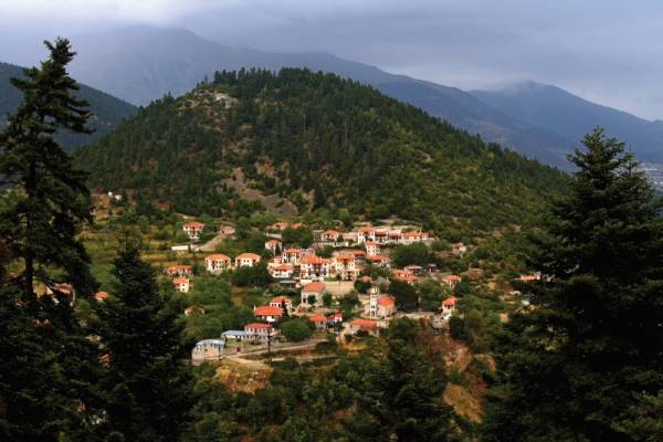 korysxades the village