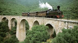 phlio montzouris old train