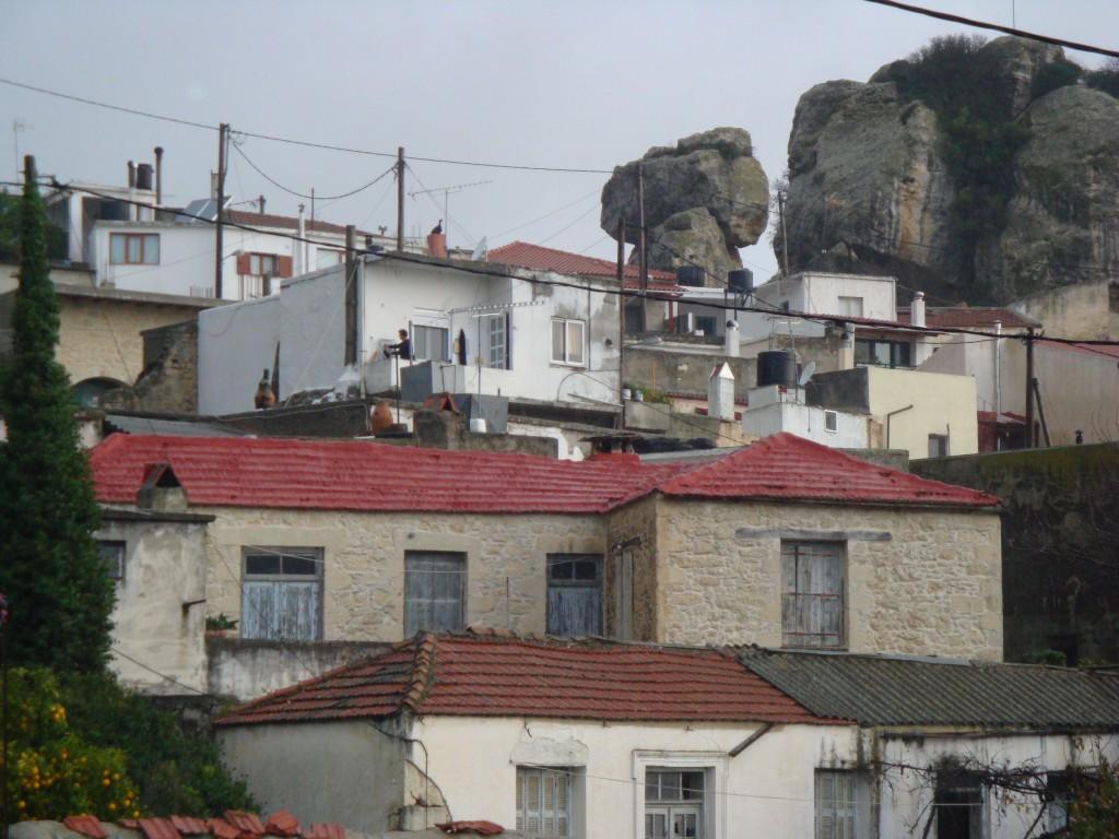 Kavalaris the rocks