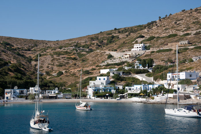Least Visited Greek Islands