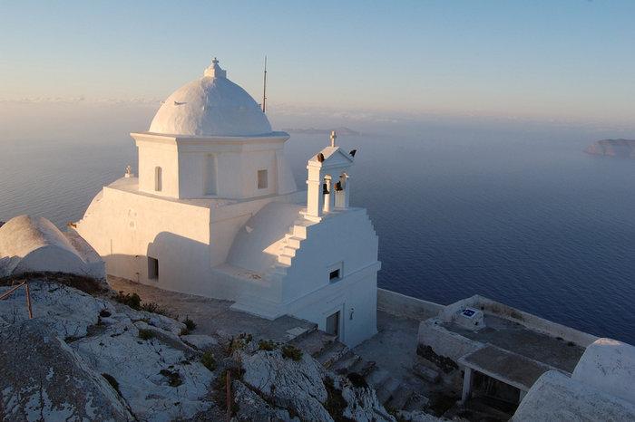 anafi greek island
