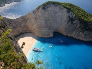 navagio zante, greece
