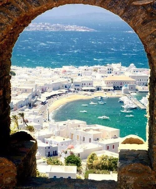 Mykonos, Greece1