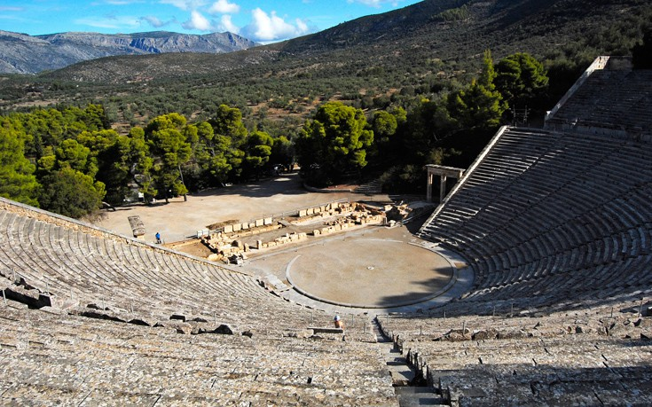 Escape to the charming Epidaurus
