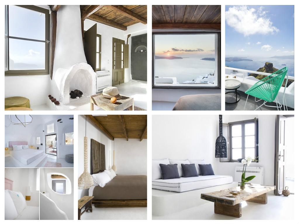 Amazing Sophia Caldera Suites in Santorini