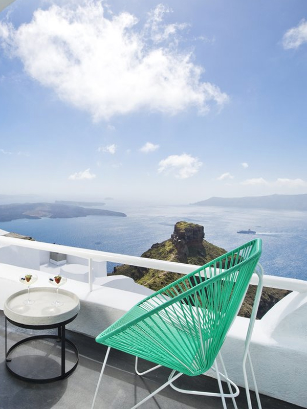 Sophia Caldera Suites on Santorini11