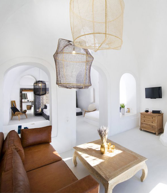 Sophia Caldera Suites on Santorini4