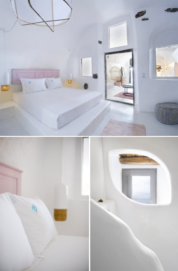 Sophia Caldera Suites on Santorini9