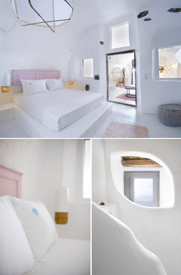 Sophia Caldera Suites on Santorini9