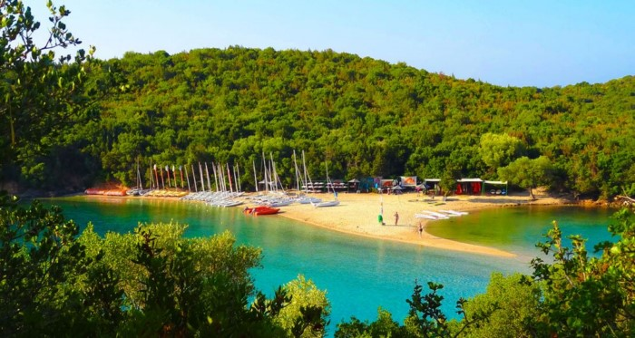 This beach of Epirus is the most exotic part of Greece