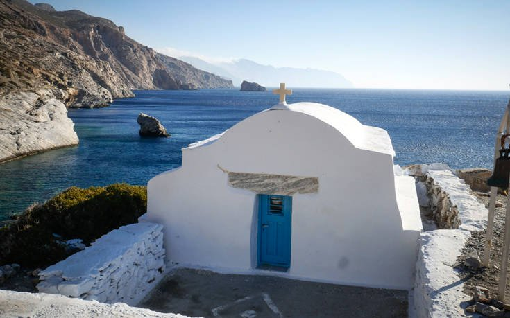 The Autumn Beauty of Amorgos