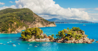 Isle of Panagia: One of the most special Greek islands